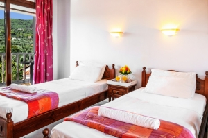 Double Rooms, Hotel Stellina | Hotels in Skiathos | Skiathos Hotels| Skiathos Island | Greece