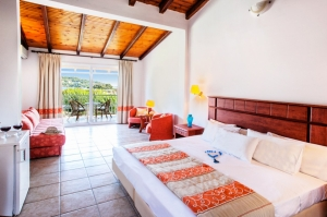 Superior Family room, Hotel Stellina | Hotels in Skiathos | Skiathos Hotels| Skiathos Island | Greece
